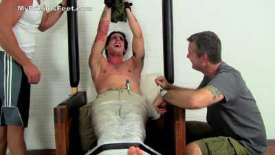Laurent Tickled In The Tickling Chair