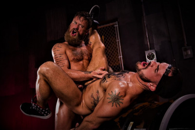 Beards, Bulges & Ballsacks!, Scene 2