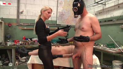 Electro punishment