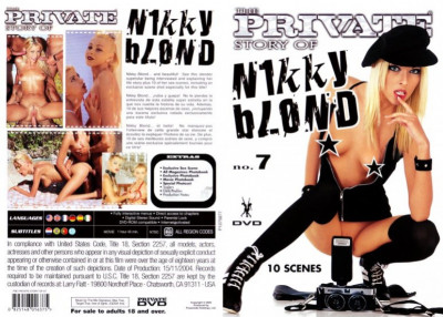 Private Story Of Nikky Blond
