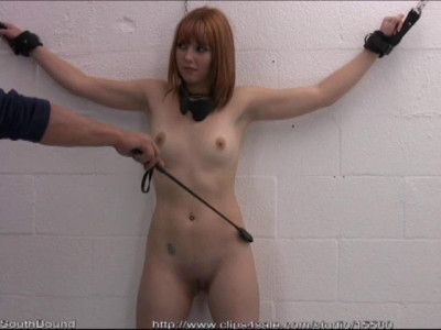 Caning sexy girl