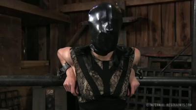 Tight bondage, strappado and torture for horny slavegirl part 2 Full HD1080