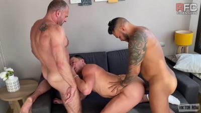 Dan, Ruslan Angelo & Viktor Rom – 3 Raw Fucking