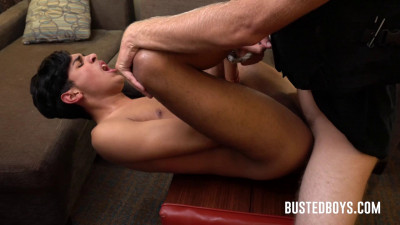 Busted Boys – Ariano and Officer Todd 1080p
