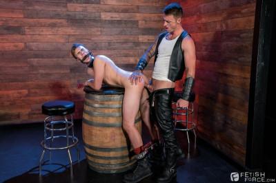 The Fetish Bar - Dane Stewart And Adam Awbride Scene 03