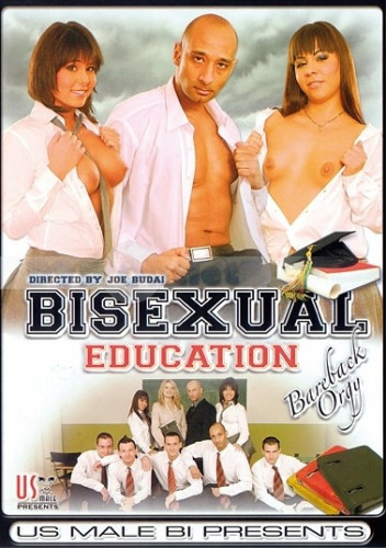 Bisexual Education - Bareback Orgy