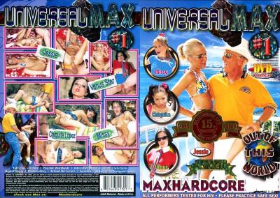 Universal Max # 01 – MaxHardcore