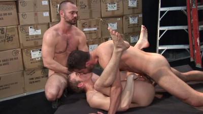 Description Hawked Tag Slut Bottoms - Ethan Wolf, Brandon Hawk, Mason Wyler