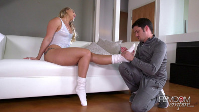 Description AJ Applegate - Scent of Sweat