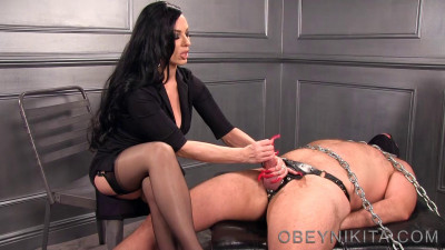 Obey Nikita - Latex Domination Part 4