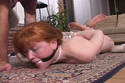 Redhead Sex Slaves And Mr. Pain