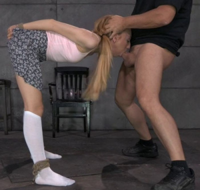 Description Tiny Emma Haize Gets Tightly Bound And Fucked