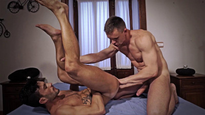 Andrey Vic Fucks Rico Marlon And Andy Star In The Ass HD