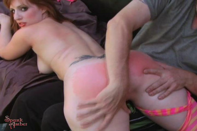 Amber Spank Video Collection 3