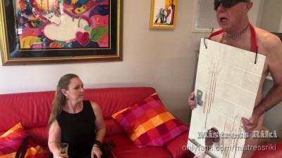 Onlyfans — Mistress Riki Videos, Part 4