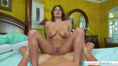 Anissa Kate Desire Your Cum All Over Her Lips and Face