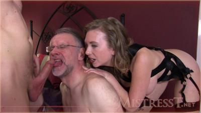 Description Mistress T - Cuckold's Exposure - HD 720p