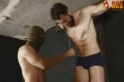 RCapturedBoys - Slaves Vendue - Demyan. Last Part