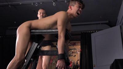 Gay BDSM Prison Bitch