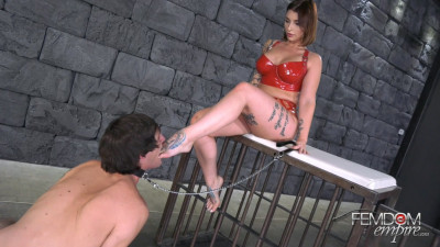 Ivy Lebelle - Caged To Serve