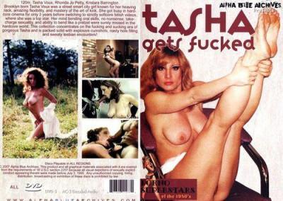Porno Superstars Of The 1980 s: Tasha Gets Fucked