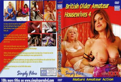 British Older Amateur Housewives vol.4