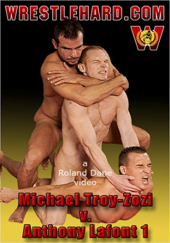 WrestleHard - Zozi & Michael Troy v Anthony Lafont Part 1