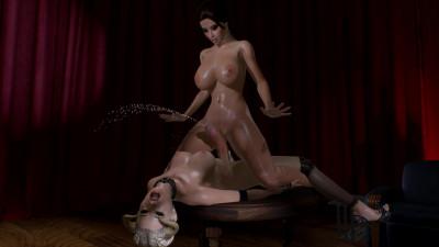 Seline & Caroline — An Unusual Encounter