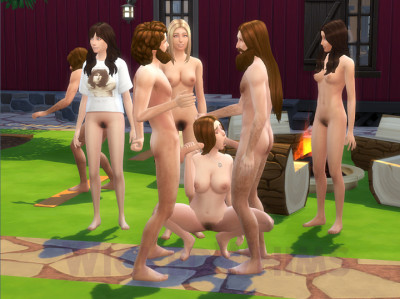 The Sims vol 4 WickedWhims