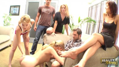 Faye Reagan's House Party