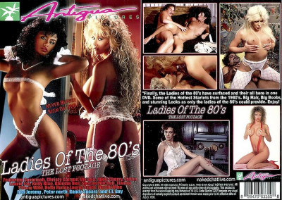 Description Ladies Of The 80's The Lost Footage