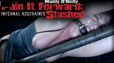 InfernalRestraints - Pain It Forward: Slashed 720p