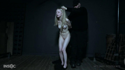 Petite slave Alice gets magical experience