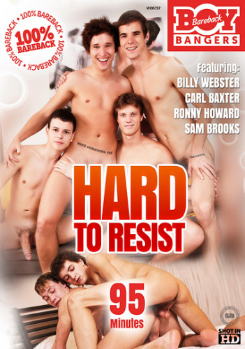 Bareback Boy Bangers - Hard To Resist