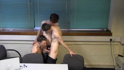 Twink Office Boys Have Cum To Shoot! – Boys And The City