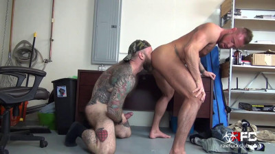 Taking Jack Dixon's Fat Daddy Dick