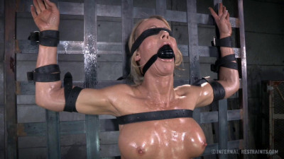 Description InfernalRestraints Simone Sonay Milf Tears