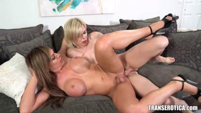 Nikki Jade Taylor & Yulia Masakowa