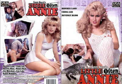 Description Little Often Annie (1984) - Desiree Lane, Beverly Bliss, Kristara Barrington