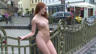 The Girls Naked In Public Part 30 ( 10 scenes) MiniPack