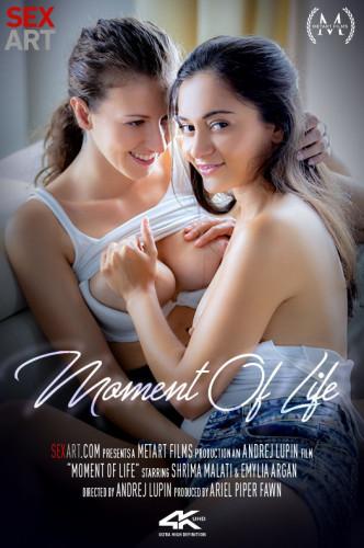 Emylia Argan, Shrima Malati - Moment Of Life (2019)