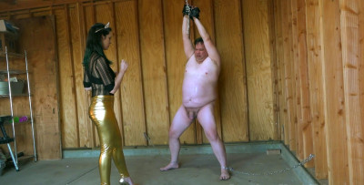Princess Gemma - Thank Me For A BallBusting