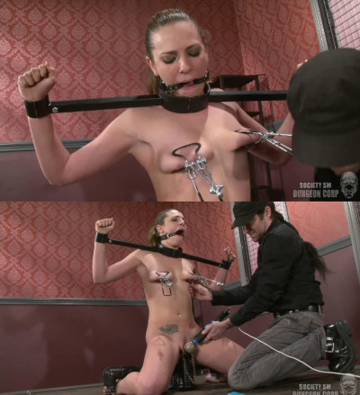 Super bondage, domination and torture for hot girl