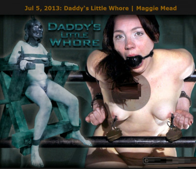CruelBondage - Maggie Mead.