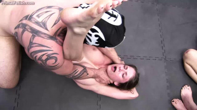 Sexual Domination Match - Dillion Vs Bt