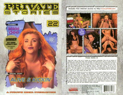 Description Private Stories vol. 22 Alive and Kickin