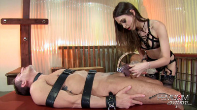 Swell In Your Cage - Mistress Riley Reid