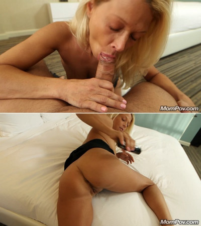38 year old ultra orgasmic blonde