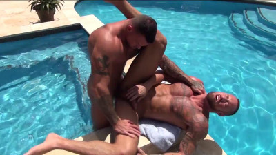 Michael Roman & Sean Duran Flip Fuck and Breed