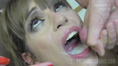 65 Full-size Ejaculations For Big Tits Slut Silvana